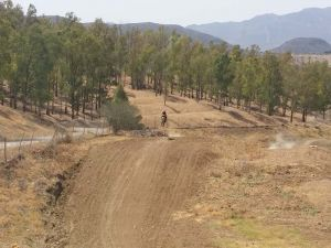 Grab some air! ...make your spanish motocross holiday a memorable one