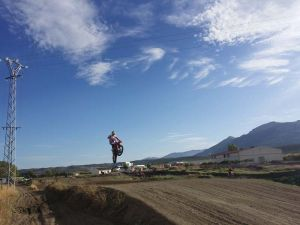 Advance your motocross skills whilst on holiday :O)