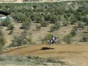Enjoy your day at the Motocross track