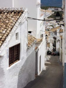After your ride, take a walk amonst the quaint spanish streets
