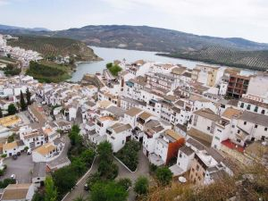 Explore characteristic spanish towns