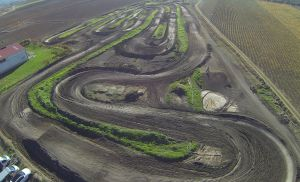 One of the spanish motocross tracks we use