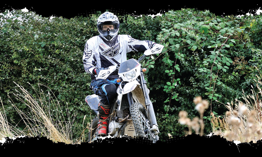 Trail World : Off-road motorcyle tours, trails and schools in Hertfordshire, UK & Andalucia, Spain