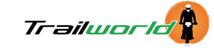 TrailWorld  UK and Spain Logo