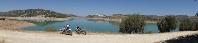 Izanjer Lake's - A ride out at the lakes