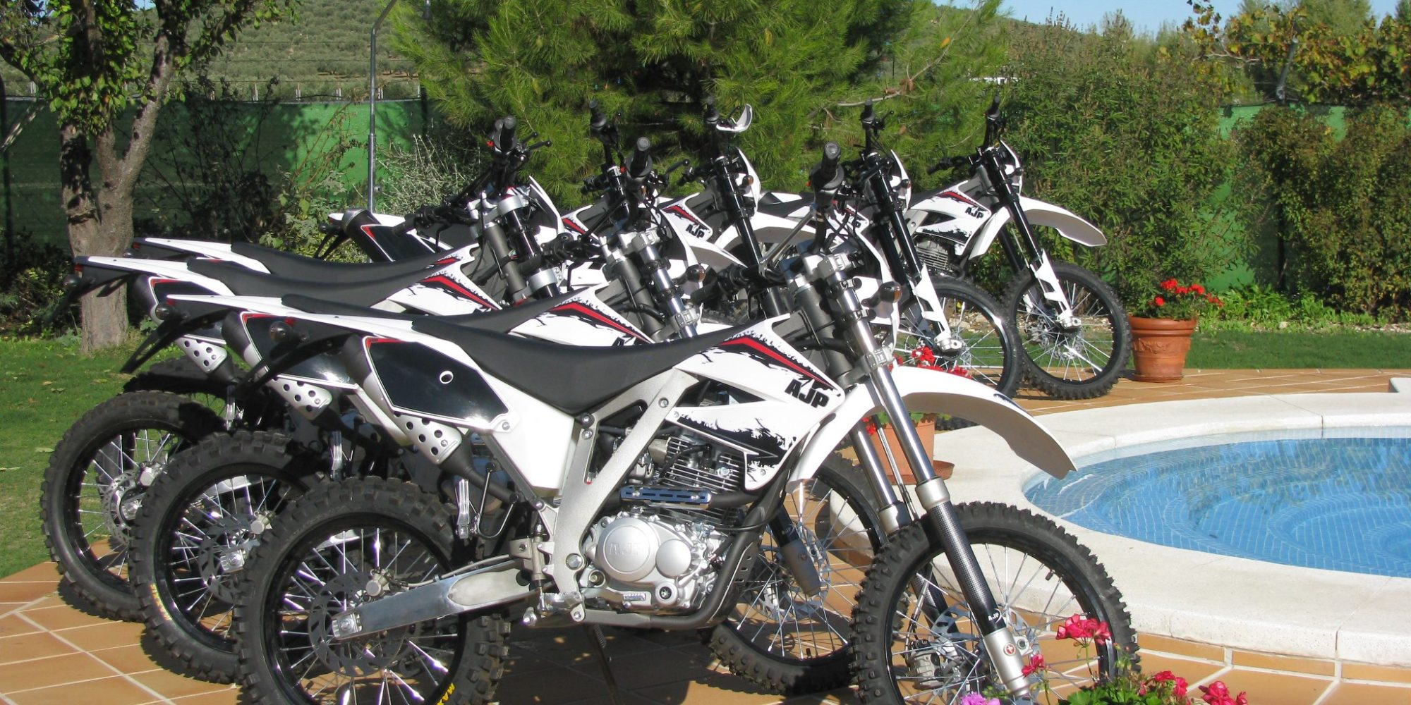 adventure motorcycle tours in Malaga, Spain.