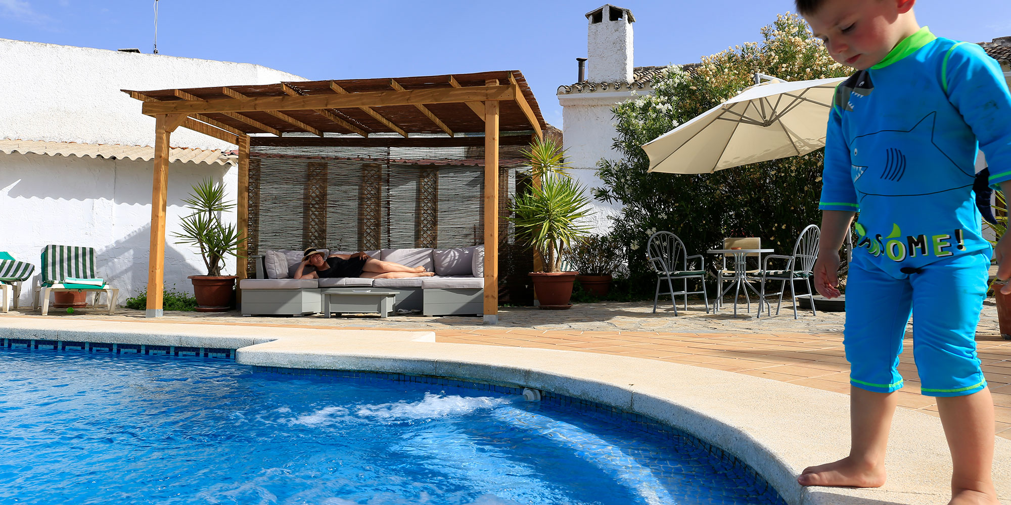 During your motorcycle tour, you will have the best motorcycle rider accommodation with swimming pool