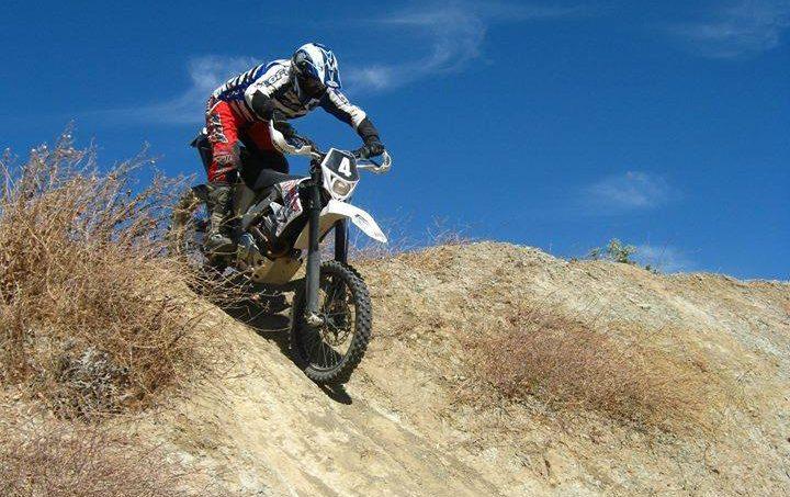 off road motorbike Malaga