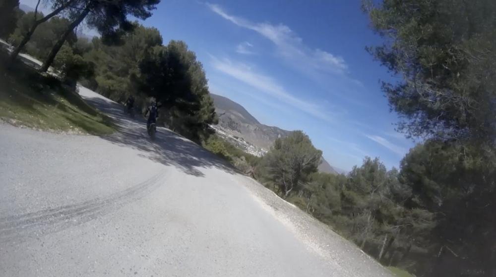 Enduro Motorcycle tours in Archidona. Motocross tours, Enduro motorcycle tours in Spain.