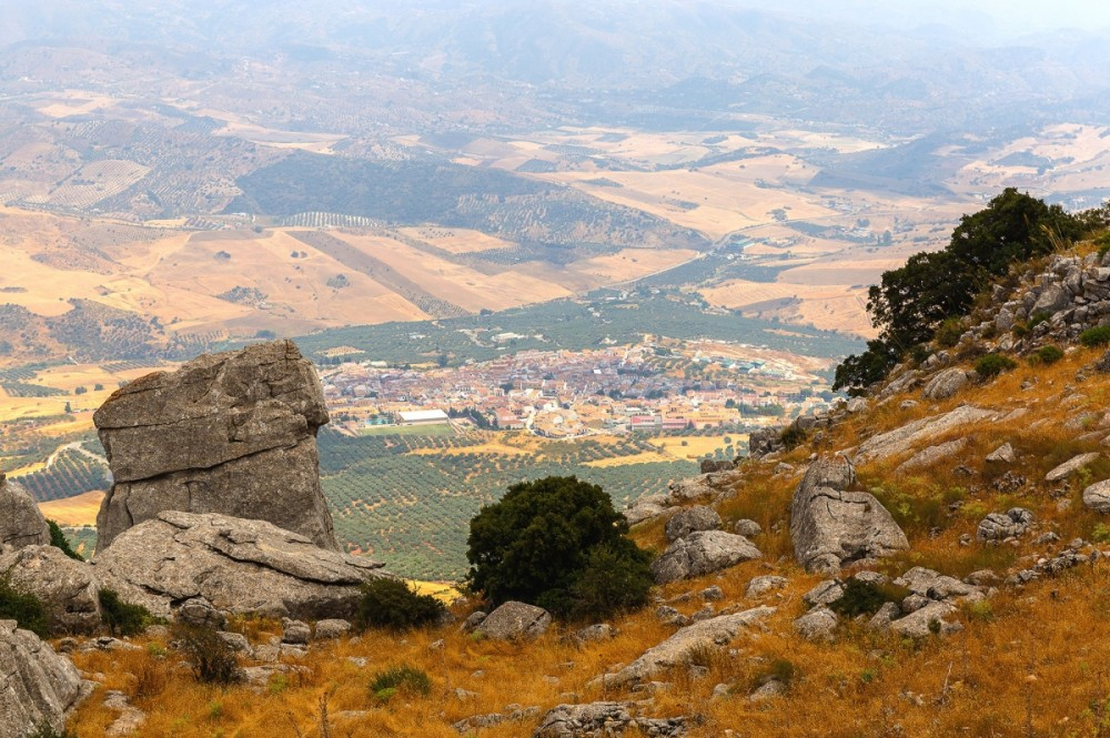 Off-road adventure bike ride over to Antequera will have you riding  twisty trails, rugged fields, undulating hills and sweeping motocross switchbacks.